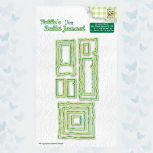 Nellies Choice Journal Die - Frames NBJD003