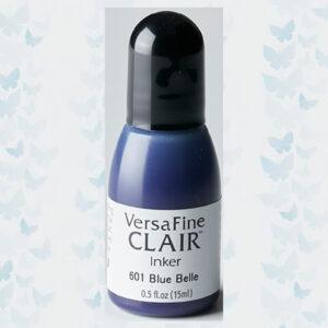 VersaFine Clair Re-inker Blue Belle RF-000-601