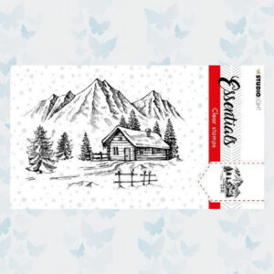 Studio Light Clear Stamp Chris. Essentials nr.89 SL-ES-STAMP89