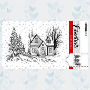 Studio Light Clear Stamp Chris. Essentials nr.90 SL-ES-STAMP90