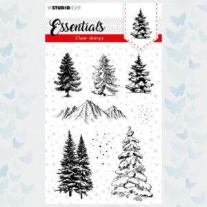 Studio Light Clear Stamp Chris. Essentials nr.93 SL-ES-STAMP93
