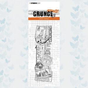 Studio Light Clear Stempel Grunge Collection nr.36 SL-GR-STAMP36