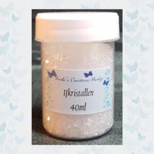 Sneeuwkristallen 40 ml