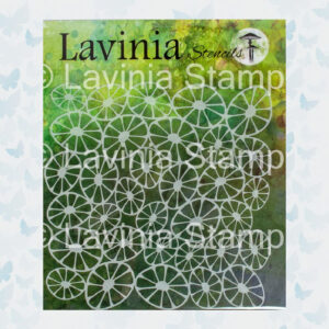 Lavinia Stencils Abstract ST022