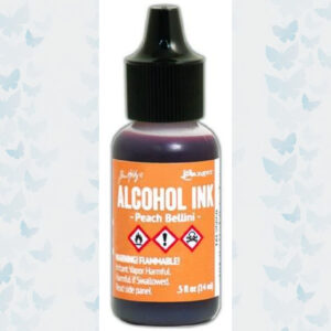 Ranger Alcohol Ink - Peach Bellini TAL25658 Tim Holz