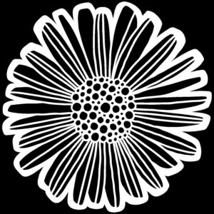 The Crafter's Workshop Felicia Daisy Stencil (TCW929s)