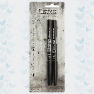 Ranger Distress Embossing Pen 2 Pack TDA71327