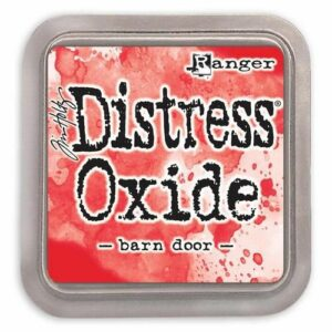Ranger Distress Oxide - Barn Door TDO55808 Tim Holtz