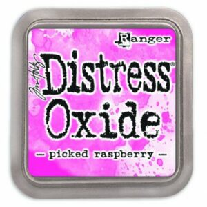 Ranger Distress Oxide - Picked Raspberry TDO56126 Tim Holtz