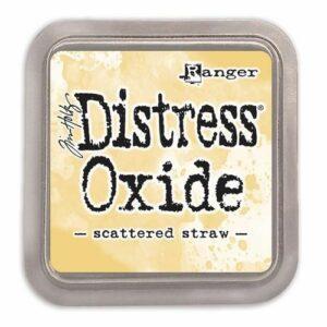 Ranger Distress Oxide - Scattered Straw TDO56188 Tim Holtz