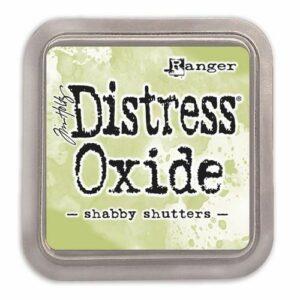 Ranger Distress Oxide - Shabby Shutters TDO56201 Tim Holtz