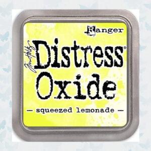 Ranger Distress Oxide - Squeezed Lemonade TDO56249 Tim Holtz