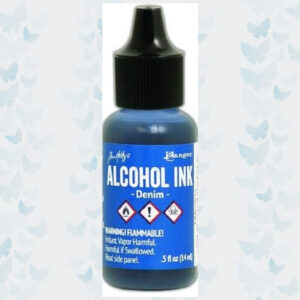 Ranger Alcohol Ink Denim TIM22015
