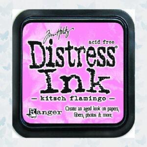 Ranger Distress Inks Pad - Kitsch Flamingo TIM72591 Tim Holtz