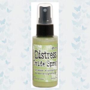 Ranger Distress Oxide Spray - Shabby Shutters TSO67870