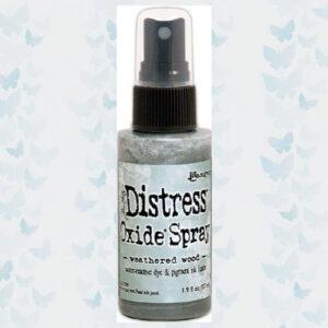 Ranger Distress Oxide Spray - Weathered Wood TSO67979 Tim Holtz