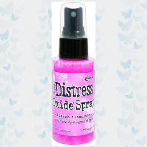 Ranger Distress Oxide Spray - Kitsch Flamingo TSO72652
