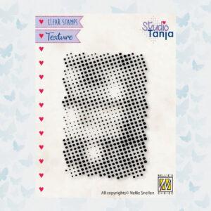 Nellies Choice Clear Stempel - Texture - Stippen TXCS022
