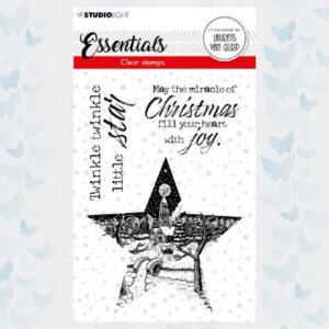Studio Light Clear Stamp By Laurens nr.112 BL-ES-STAMP112