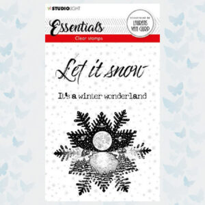 Studio Light Clear Stamp By Laurens nr.113 BL-ES-STAMP113