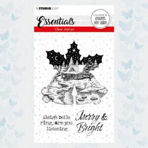 Studio Light Clear Stamp By Laurens nr.114 BL-ES-STAMP114