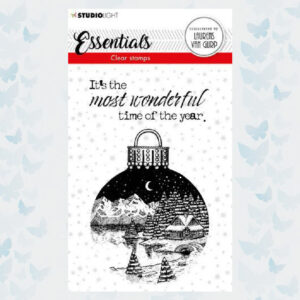 Studio Light Clear Stamp By Laurens nr.116 BL-ES-STAMP116