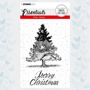 Studio Light Clear Stamp By Laurens nr.117 BL-ES-STAMP117