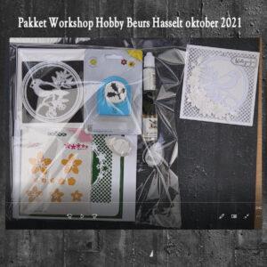 Hobby Salon Workshop Deluxe Pakket