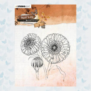 Studio Light Clear Stamp Butterfly Collection nr.16 STAMPJL16