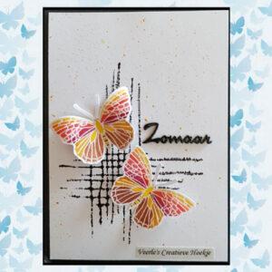 Studio Light Stamp Sweet Flowers nr.437 STAMPSFL437