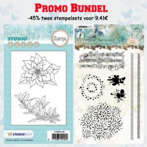 PROMO BUNDEL STAMPSL208 + STAMPJMA03