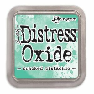 Ranger Distress Oxide - Cracked Pistachio TDO55891 Tim Holtz